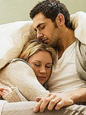 Married Women Sleep Better